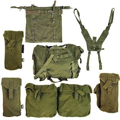 58 Pattern British Army Issued Kidney Pouch