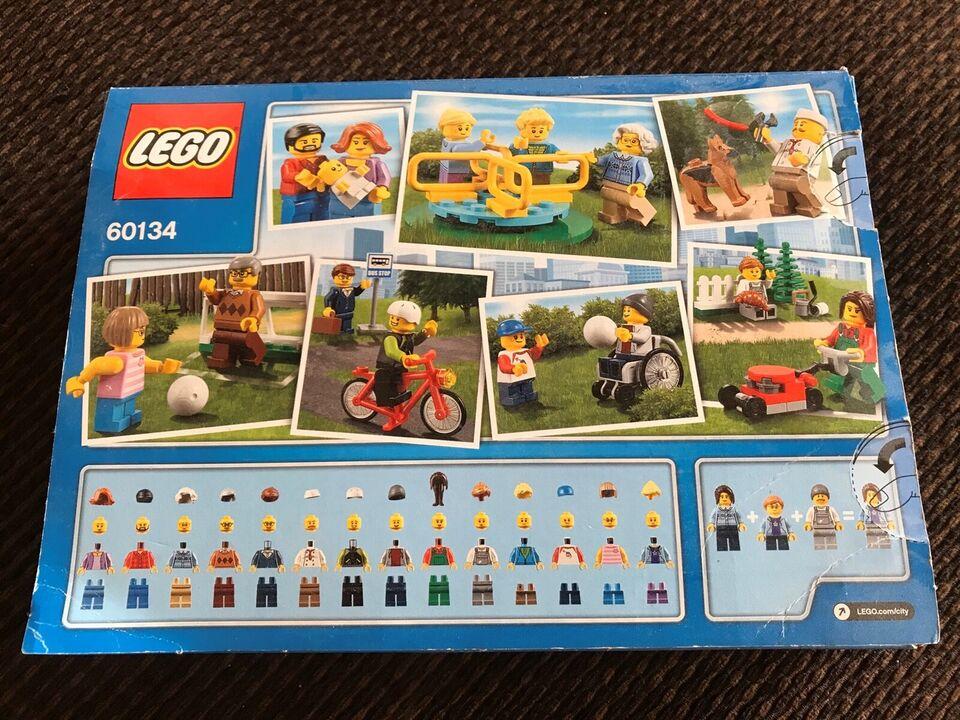 Lego City, Sjov i parken - 60134