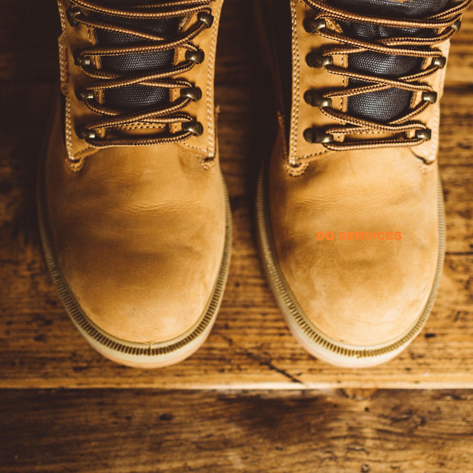 Scruffs TWISTER Safety Hiker Work Boots Tan Cap (Sizes 7-12) Steel Toe Cap Tan f3815d