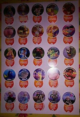 Collections Autres Lot de 10 Cartes Disney Auchan baroquelifestyle.com