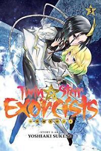 Twin-Star-Exorcists-Volume-3-von-Sukeno-Yoshiaki-Neues-Buch-Taschenbuch-amp-F