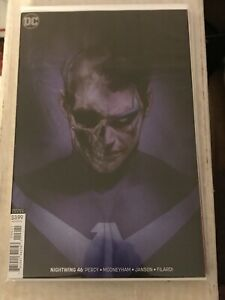 NIGHTWING-46-BEN-OLIVER-VARIANT-COVER-HOT-BOOK-2018-dc-comics-batman-robin