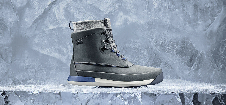 Clarks Mens  Johto Rise Rise Rise Gtx  Winter Stiefel  grau Nubuck  UK 7,9,11,12 G d625b5