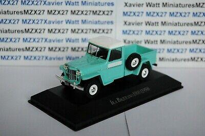 ARG37G Voiture 1//43 SALVAT Autos Inolvidables AUTO UNION 1000 S 1960