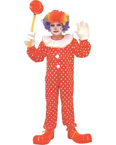 Morris Costumes Boys Clown Costume Delux Child Large AF86LG