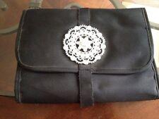 Jewelry Organizer Black Lined With Anti Tarnish eBay