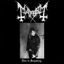 MAYHEM - LIVE IN SARPSBORG LP ☆☆☆NEU/NEW☆☆☆