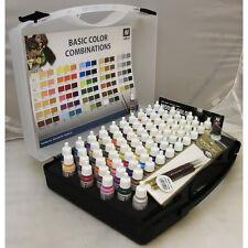 Vallejo 70175 combinaciones básica de color modelo 72 conjunto de pintura acrílica color