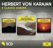 Herbert von Karajan: Three Classic Albums, New Music