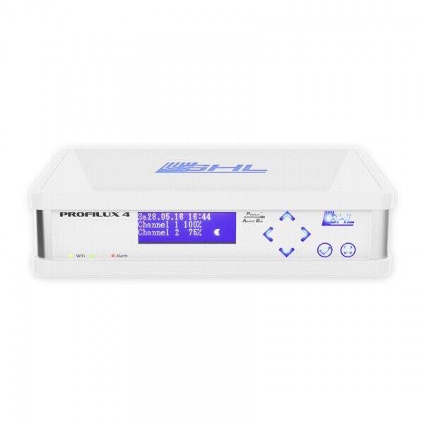 GHL Profilux 4 Aquariencomputer Farbe weiß