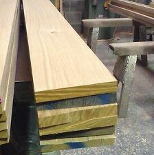 "Oak timber hardwood planed oak pse ex 6"" x 1"" ...6 pieces @ 2.1m x 145mm x 22mm"
