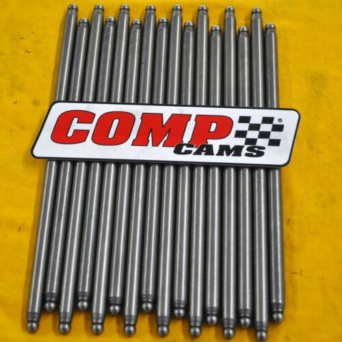 Comp Cams 7819-16 SBF Small Block Ford High Energy PushRods 5//16 Push Rods 6.400