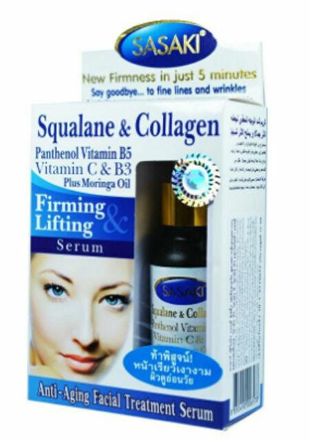 Sasaki Natural Skin Anti Aging Facial Treatment And Firming
