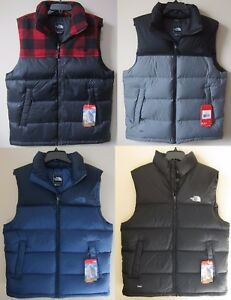 da85ed2837 The North Face Men s Nuptse Down Vest 700 Fill Goose Down