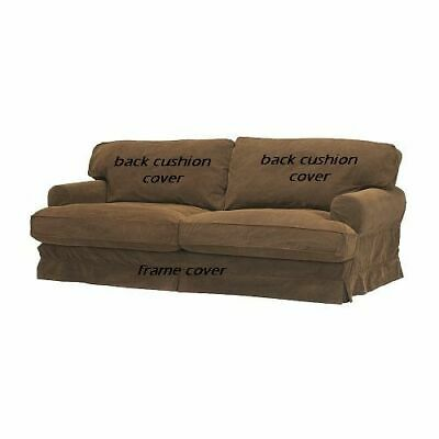 Ikea Ekeskog 3 Seat Sofa Slipcover For, What Are The Parts Of A Sofa