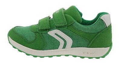 Kindermode, Schuhe & Access. Schuhe Für Jungen GemäßIgt Geox J72z5a010afc0594 Xitizen Sneaker Grün Weiss 181805 Dauerhafte Modellierung
