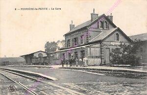 CPA-59680-FERRIERE-LA-PETITE-Gare-Edt-HAUMONT