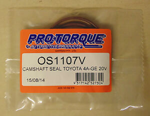 Protorque-Intake-Camshaft-Oil-Seal-for-20V-4AGE-TOYOTA-Corolla-AE101-AE111-AE86
