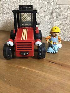 Sumsy-il-carrello-elevatore-a-forca-e-Bob-Figura-Bundle-039-Bob-The-Builder-039-molto-divertente