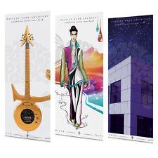 Paisley Park Tour 3 Book Set Prince [Guitar & Bass; Fashion; Paisley Park]