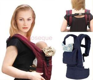 Mochila-Portabebe-Porta-Bebe-Canguro-Back-Baby-Carrier-Infant-Comfort-Backpack-gt