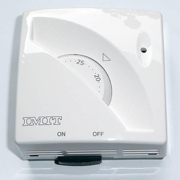Termostato de ambiente IMIT TA3 caldera bomba aire acondicionado +5 ° à +30°