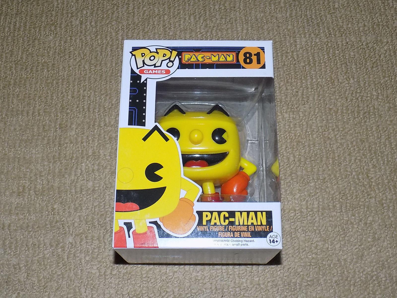 Pac-Man - Pac-Man Funko Pop  Figurine en Vinyle