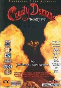 Crusty-Demons-The-Next-Level-DVD-Motorcycle-Stunts-FREE-POST