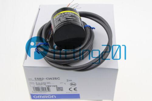 Omron New Rotary Encoder E6B2-CWZ6C 500P//R E6B2CWZ6C 5-24VDC
