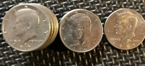 2019 PDS S Proof Silver BU Kennedy 4 Half Dollar Coins 50 Cents JFK FOUR 50c Lot