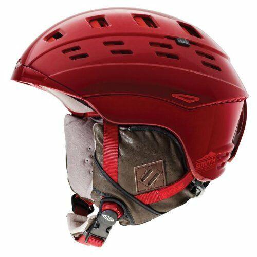 S 51-55 cm New! Smith Variant Ski Snowboard Helmet Caldera Legacy Red