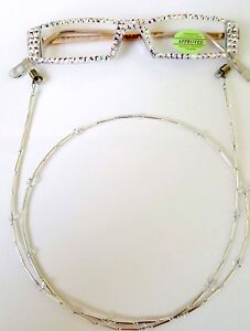 FULL-BLING-READERS-READING-GLASSES-AND-CHAIN-MADE-WITH-AB-SWAROVSKI-CRYSTALS