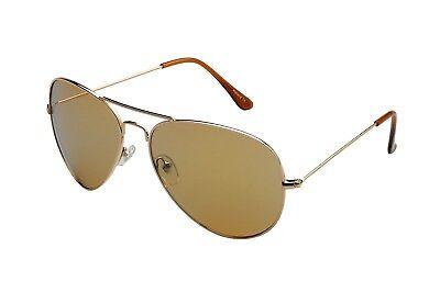 Alpland Pilotenbrille Flieger Sonnenbrille Top Gun Brille Cop Brille Xxl Gläser Von Der Konsumierenden öFfentlichkeit Hoch Gelobt Und GeschäTzt Zu Werden