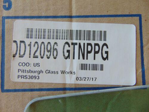 13-19 CADILLAC XTS LEFT REAR DRIVER SIDE DOOR GLASS DD12096GTN