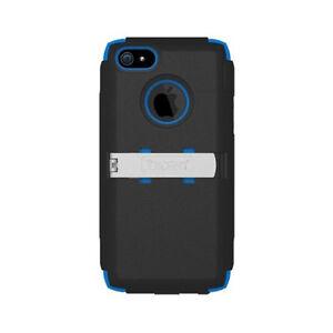 Trident Case AMS-IPH5-BLU Kraken AMS Series w/ Holster for Apple iPhone 5 - Blue