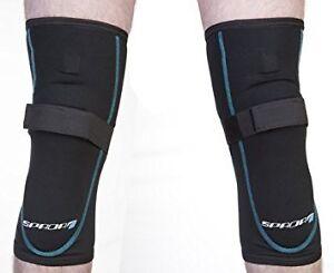 Spada-Motorcycle-Knee-Armour-Protection-Black-Pair