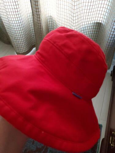 Wallaroo Hat Company Wide Brim Cotton Hat Adjustab