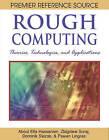 Rough Computing: Theories, Technologies and Applications by Aboul-Ella Hassanien, Pawan Lingras, Zbigniew Suraj, Dominik Slezak (Hardback, 2007)