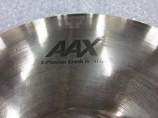 "Sabian 16"" AAXplosion AAX plosion X-Plosion Xplosion crash. 21687XB Never played"