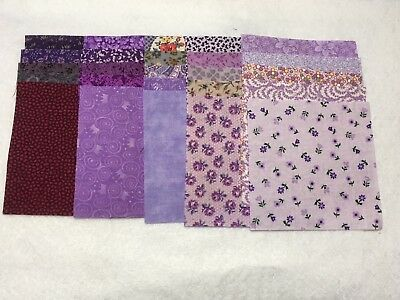 "50 DIFFERENT-QUILT FABRIC 1930/'s /& 40/'s REPRO PRINTS 5/"" CHARM SQUARES"