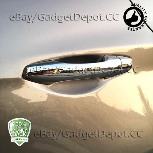 For 2006-2012 Hyundai Santa Fe Chrome Door Handle Covers