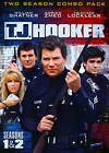 T.J. Hooker - The Complete First and Second Seasons (DVD, 2014, 5-Disc Set)