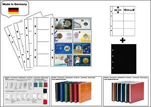 1-look-1-7404-S-Feuilles-Numismatiques-Premium-8x-93x56-mm-Noir-Zwl-pour-Coin