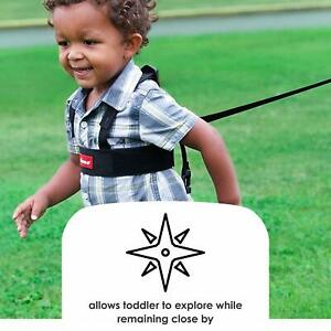 Autism-Child-Safety-Walk-Harness-Special-Needs-Shoulder-Reins-Straps-ADHD-Black