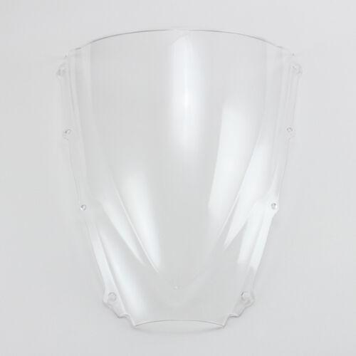 Motorcycle Windshield Windscreen For Triumph Daytona 675 2006-2008 Transparent