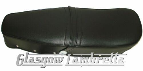 Lambretta Series 1 /& 2 TV Scooter Repro//Copy GIULIARI DUAL SEAT /& CATCH in BLACK