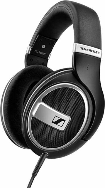 Sennheiser HD 599 SE Open Back Near Audiophile Wired Headphones Certified Refurb