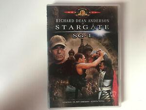 STARGATE-SG-1-DVD-RICHARD-DEAN-ANDERSON-GEMINIS-EL-REY-ARKHAN-ALERTA-TOTAL-T8