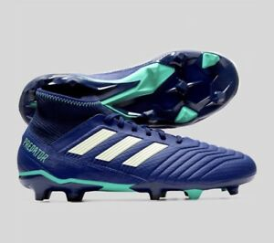 313f843e3 Predator 18.1 SG Football Boots Unity Ink Aero Green Hi Res Blue UK ...