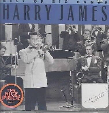 1 of 1 - The Best of the Big Bands by Harry James (CD, Jun-1990, Columbia (USA))